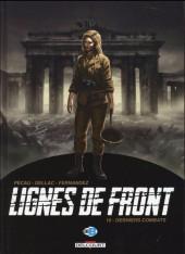 Lignes de front (Pécau) -10- Derniers combats