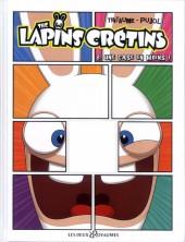 Lapins crétins (The) -8- Une case en moins !