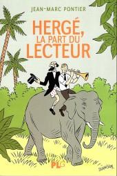 (AUT) Hergé -105- Hergé, la part du lecteur