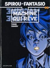 Spirou et Fantasio -46- Machine qui rêve