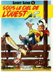 Lucky Luke -4c90- Sous le ciel de l'ouest