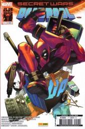 Secret Wars : Deadpool