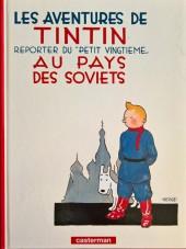 Tintin (Historique) -1C9- Tintin au pays des soviets