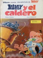 Astérix (en espagnol) -13- Artérix y el caldero