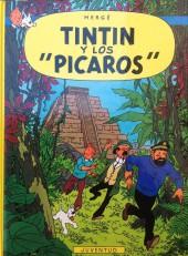 Tintín (Las Aventuras de) -23- Tintín y los