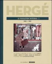 Hergé - Le Feuilleton intégral -6- 1935 - 1937