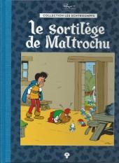 Les schtroumpfs - La collection (Hachette) -9- Le Sortilège de Maltrochu