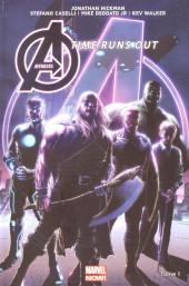 Avengers - Time Runs Out -1- La cabale