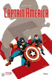 Captain America (100% Marvel) -HS- Blanc