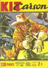 Kit Carson -424- Le dynamiteur