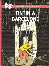 Tintin - Pastiches, parodies & pirates -a- Tintin à Barcelone