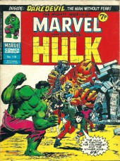 Mighty world of Marvel (The) (Marvel UK - 1972) -118- Of gods and green giants
