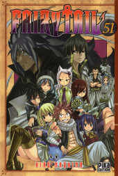 Fairy Tail -51- Tome 51