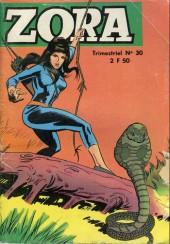 Zora -30- Kali le fils de la jungle : Bonne chasse, Zora