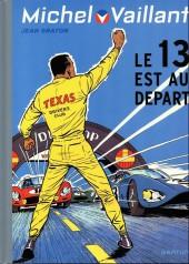 Michel Vaillant (Dupuis) -5Pub Auto p- Le 13 est au départ