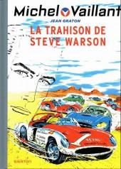 Michel Vaillant (Dupuis) -6Pub Auto p- La Trahison de Steve Warson