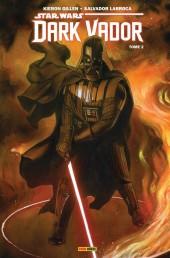 Star Wars - Dark Vador (Panini Comics - 100% Star Wars) -2- Ombres et mensonges
