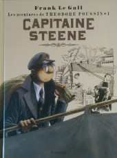 Théodore Poussin -1b16- Capitaine Steene
