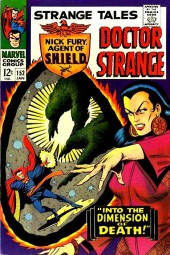 Strange Tales (Marvel - 1951) -152- Into the Dimension of Death!