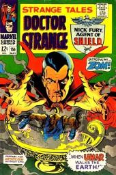 Strange Tales (Marvel - 1951) -156-