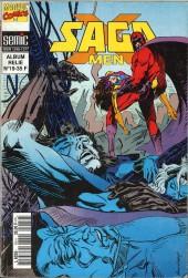 X-Men/X-Men Saga (Semic) -Rec19- Album N°19 (du n°21 au n°22)