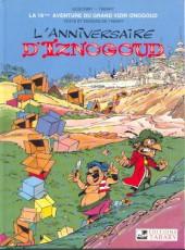 Iznogoud -19b91- L'anniversaire d'iznogoud