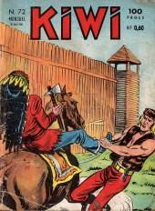 Kiwi -72- Le petit trappeur