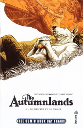 Autumnlands (The) -FCBD- De griffes et de crocs - Free Comic Book Day 2016