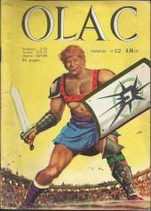 Olac le gladiateur -22- Numéro 22