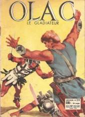 Olac le gladiateur -39- Numéro 39