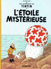 Tintin (Historique) -10C8bis- L'étoile mystérieuse