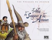 Les voyages de Frodon -1- L'atlas du Seigneur des Anneaux