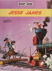 Lucky Luke -35a70- Jesse james