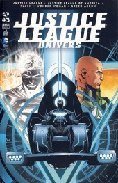 Justice League Univers -3- Numéro 3