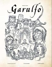 Garulfo -INT2TT- Tome 4 à 6