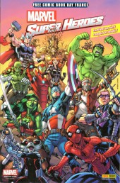 Free Comic Book Day 2016 (France) - Marvel Super Heroes