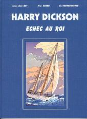 Harry Dickson (Vanderhaeghe/Zanon) -7TT- Echec au roi