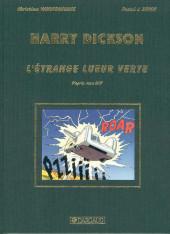 Harry Dickson (Vanderhaeghe/Zanon) -5TT- L'étrange lueur verte