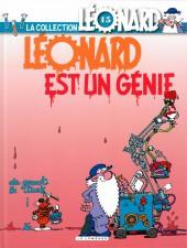Léonard - La Collection (Prisma Media) -151- Léonard est un génie