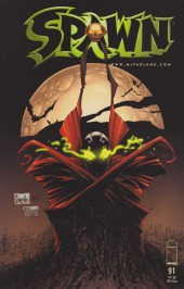 Spawn (1992) -91- Black Cat Bones, part 1