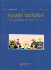 Harry Dickson (Vanderhaeghe/Zanon) -3TT- Les 3 cercles de l'épouvante