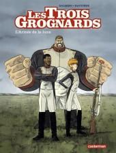 Les trois Grognards -1- L'Armée de la Lune