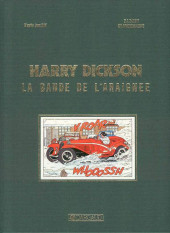 Harry Dickson (Vanderhaeghe/Zanon) -1TT- La bande de l'araignée