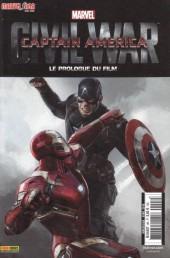 Marvel Saga Hors Série (1e série - 2014) -8- Captain America : Civil War - Prologue