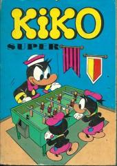 Kiko -Rec08- Album N°8 (du n°39 au n°42)