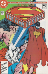 Man of Steel (The) (1986) -5- The Mirror, Crack'd