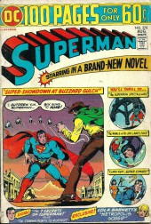 Superman (1939) -278- Super-Showdown at Buzzard Gulch!