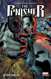 Punisher (Marvel Deluxe - 2016) -1- Retour Sanglant
