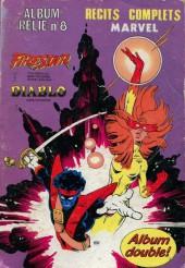 Un récit complet Marvel -Rec08- Album relié N°8 (du n°16 au n°17)