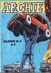 Archie (Jeunesse et Vacances) -Rec07- Album N°7 (du n°19 au n°22)